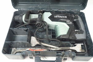 Hitachi H60mey Sds Max Ac Brushless Demo Hammer With Ahb And Uvp
