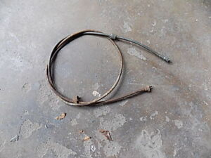 1957 Desoto Fireflite 341 Hemi Automatic Transmission Speedometer Cable Oem