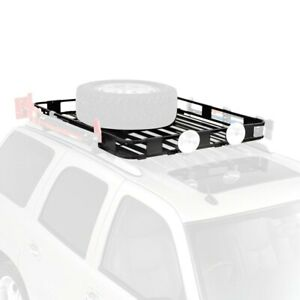 For Jeep Grand Cherokee 1993 2010 Surco S4560 Safari Roof Cargo Basket