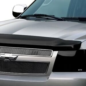 For Chevy Silverado 2500 Hd 2001 2002 Gts Omni Gard Se Smoke Hood Deflector