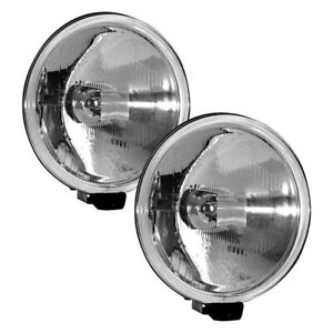 Hella 005750952 500 Series Ece 6 4 2x55w Round Driving Beam Lights