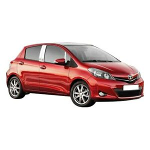 For Toyota Yaris 2009 2011 Marquee Mpp 760 Polished Pillar Posts