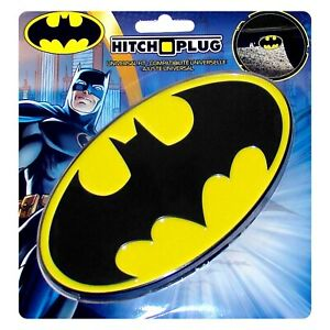 Hitch Cover W Warner Brothers Batman Full Color Logo For 1 1 4 2 Receivers