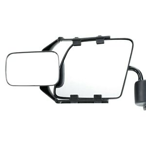 Cipa 11952 Passenger Side Adjustable Clip on Towing Mirror Extension
