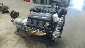 2020 Charger Scat Pack 6 4 Hemi Engine With Transmission 348844