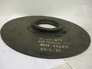 New Other 38025 Liner Drive Bell Ash Dredge Pump Material 500 299 A1119aes