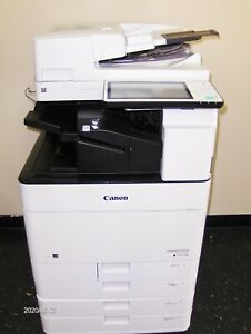 Canon Imagerunner Advance C5535i Color Copier Printer Scanner Only 100 Copies