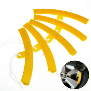5pcs Motorcycle Car Tyre Remove Edge Protection Tools Wheel Rim Protector