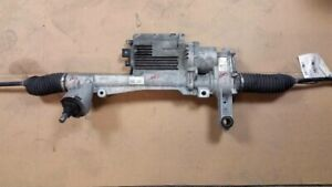 2011 2014 Ford Mustang Steering Gear Power Rack Pinion 17 Front Wheels