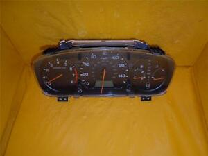 98 99 00 01 02 Accord Speedometer Instrument Cluster Dash Panel Gauges 246 453