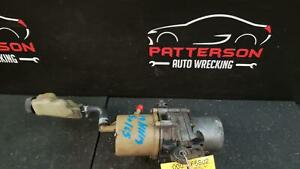 2008 Mazda 3 Electric Frame Mounted Power Steering Pump Assembly