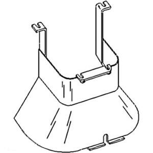 Ihs425 Pto Shield For Tractors Without Belt Pulley Gearbox Fits International