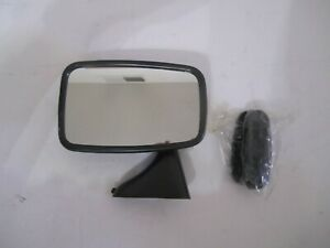 New In Box Tex Mirror Black Left A Healey Triumph Spitfire Mgb Alfa Romeo Fiat