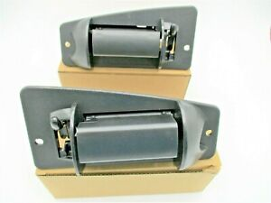 99 06 Silverado Sierra Rear Half Door Handle Set Oem Quality Repro