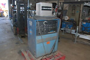 Miller Syncrowave 300 Ac dc Tig Welder 1 Phase W itw Cooling System Inv 29726