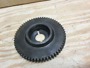Rockwell Delta Metal Lathe 60 Tooth Gear 9 16 Hole