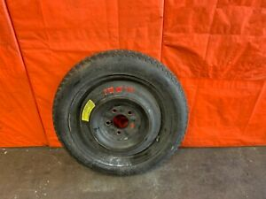 06 11 Honda Civic Si Coupe Sedan Spare Wheel Rim With Tire Oem Factory