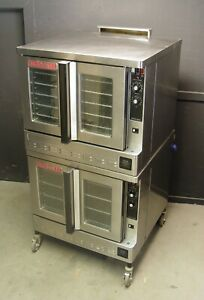 Blodgett Zephaire 200 gl Bakery Depth Natural Gas Convection Oven 2