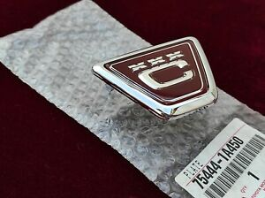 Nos Toyota Corolla 93 97 Ae100 Grille Emblem Dark Red Front Radiator Grill Badge