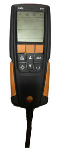 Testo 310 Residential Combustion Flue Gas Analyzer Kit