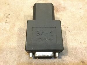 Snap On Scanner Mt2500 Mtg2500 Solus Ethos Modis Ga 1 Abs Adapter Mt2500 45