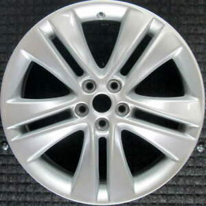 Chevrolet Cruze All Silver 18 Inch Oem Wheel 2011 To 2014