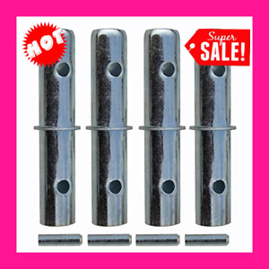 Scaffolding Coupling Pin With 1 8 Collar With Snap On Pin 4 Sets