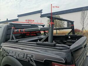 For Ford F 150 Roof Rack Cargo Luggage Carrier Bar Racks Pickup Truck Bed Rack