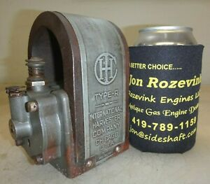 International Type R Magneto Serial No 282105 Hit And Miss Gas Engine Ihc Mag