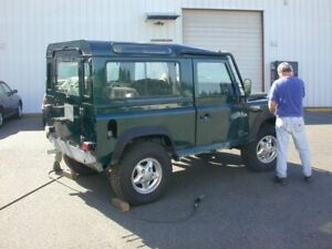 Defender 90 Hard Top And Roll Cage 1994 1997