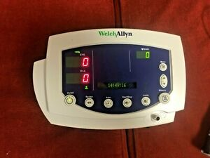Welch Allyn 53000 300 Series Spot Vital Signs Monitor Biomed Tested Certified