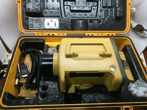 Topcon Dl 101c electronic Digital Level With Carrying Case Accessories