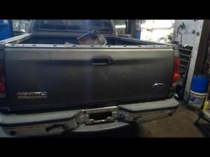 Trunk Hatch Tailgate Fits 99 07 Ford F250sd Pickup 327421