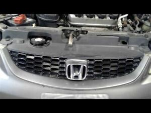 Grille Coupe Fits 04 05 Civic 779136