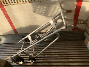 Valley Craft 2425 Aluminum Drum Hand Truck Cart Two Wheel Dolly