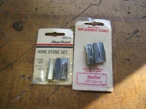Blue point For Snap on Cf63 14 Brake Cylinder Fine Grit Hone Stone Set a6