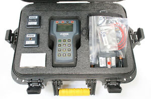 Heise Pte 2 Handheld Pressure Calibrator With Hm2 2 Hm2 rt1 Hm2 tc1 Modules