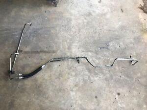 2003 2007 Ford F 250 F 350 6 0 Zf6 Manual Transmission Cooler Lines