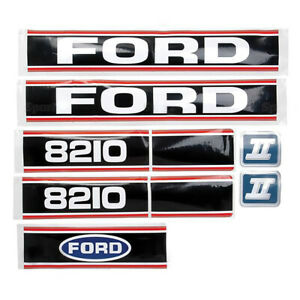 R1510 Decal Set Fits Ford