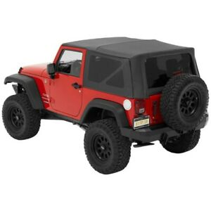 Bestop 54722 35 Soft Top For 2010 2017 Jeep Wrangler jk