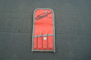 Snap On C 41d Kit Bag For Ignition Wrench Set Tool Bag Pouch Wrench Roll