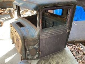 1934 Ford Pickup Cab And Bed Nice