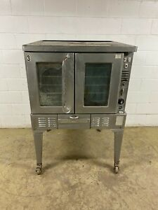 Blodgett Lp Propane Single Convection Oven Tested
