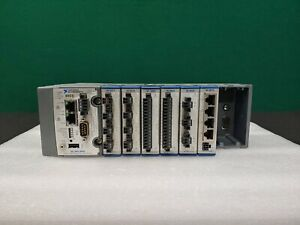 National Instruments Ni Crio 9025 Controller With Crio 9116 8 slot Chassis