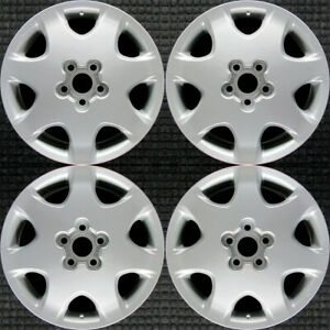Lexus Ls430 All Silver 17 Oem Wheel Set 2001 To 2003