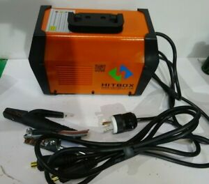 Hitbox Arc Lift Tig Welder 200a 220v Stick Mma Igbt Inverter Welding Machine