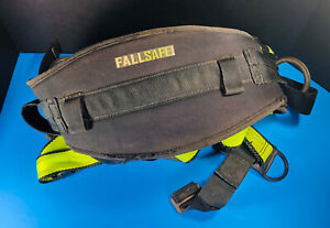 Fall Safe Extreme Harness Made In The Usa N 416l Y N 439x Xl