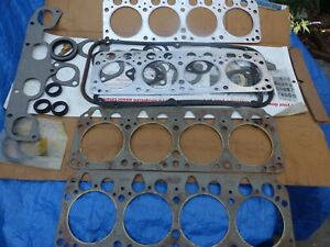 Chrysler Hemi 331 Head Gaskets Cover 331 Poly Blown Street Rod Hot