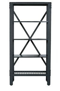 Duramax Industrial Metal And Wood Storage Shelving