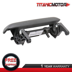 1x New Black Tailgate Handle For 1998 2011 Ford Ranger Replaces Fo1915109